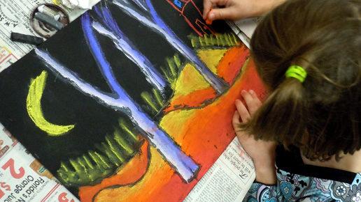 Advanced Art Classes